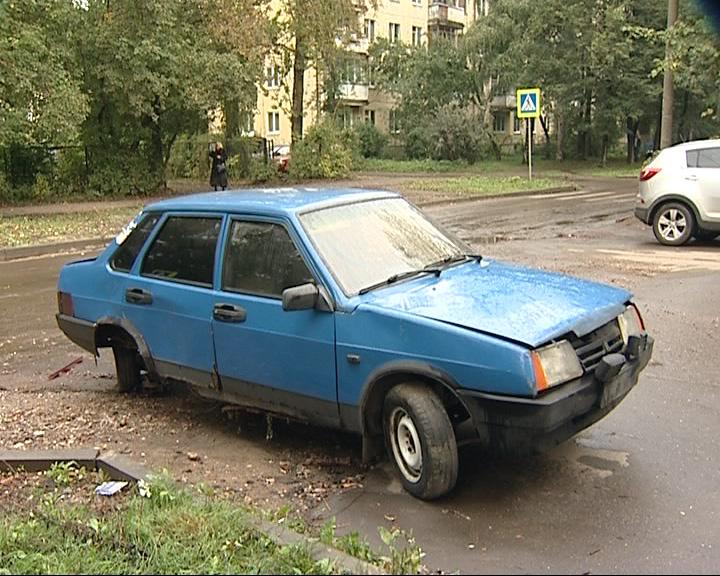 Программа утилизации старых авто все-таки работает