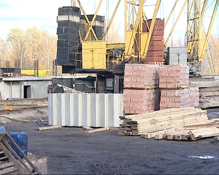В рамках программы «Жильё для российской семьи» построят более 79 тыс квадратных метров жилья