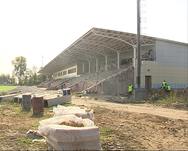 Александр Князьков недоволен ходом строительства стадиона в Ростове