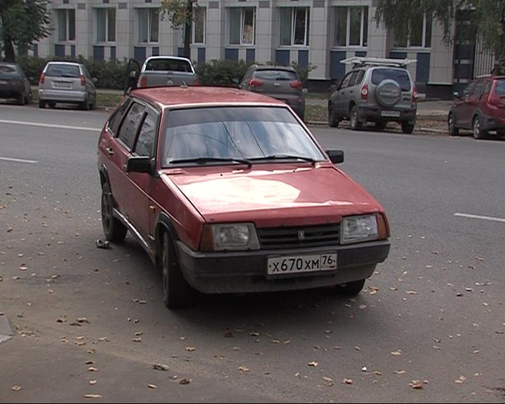 Сотрудниками Госавтоинспекции задержан пьяный водитель без документов
