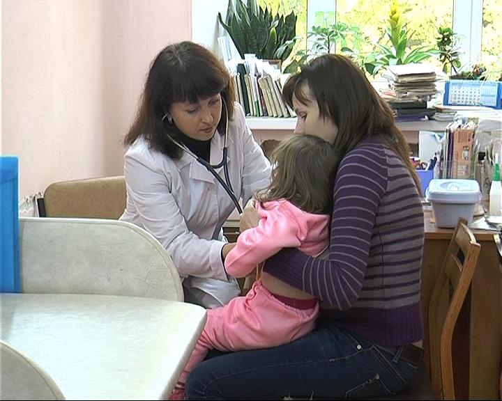В Переславле уже месяц работает педиатр из Луганской области