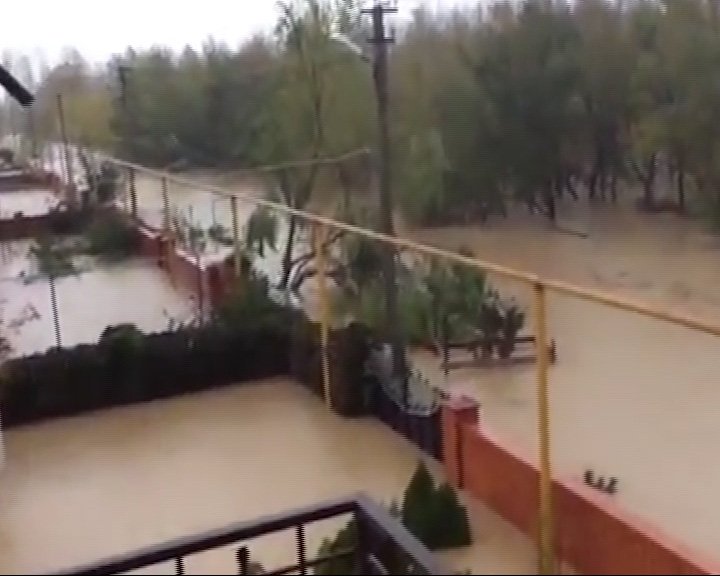 6 ярославцев были на юге России во время сильнейшего шторма