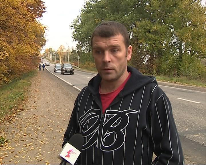 Ярославец уверяет: его избили сотрудники ГИБДД