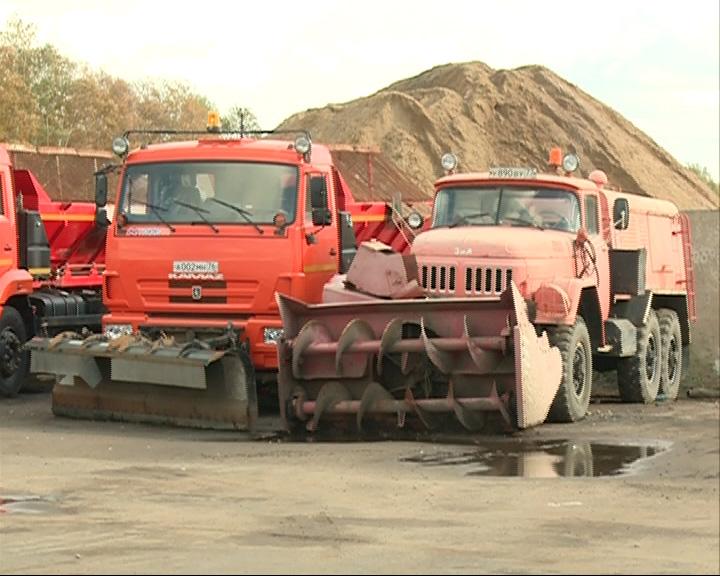 Проверка показала, что дорожники на 80 % готовы к зиме