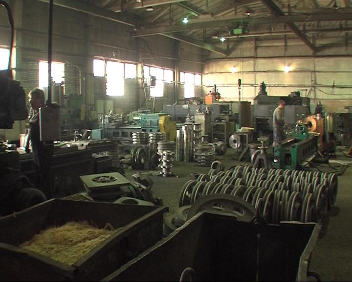 В Тутаеве закрыли литейный цех, загрязнявший воздух