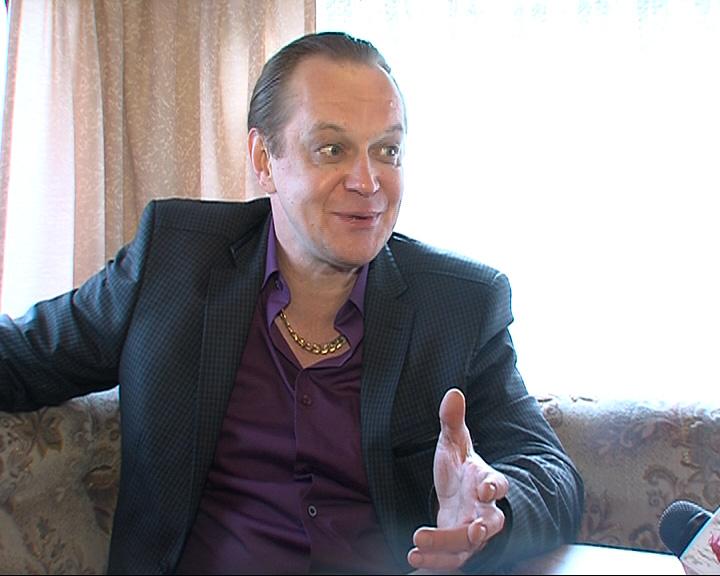 Известный российский актер Михаил Горевой приехал на съемки в Ярославль