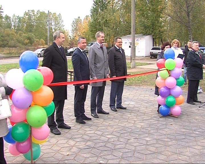 Александр Князьков проинспектировал ярославские дворы и дороги