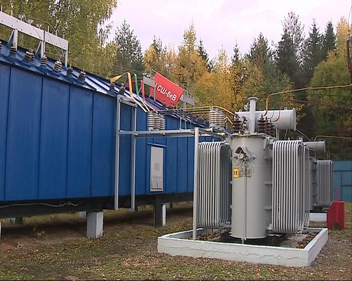 В Ростовском районе отремонтировали электроподстанцию