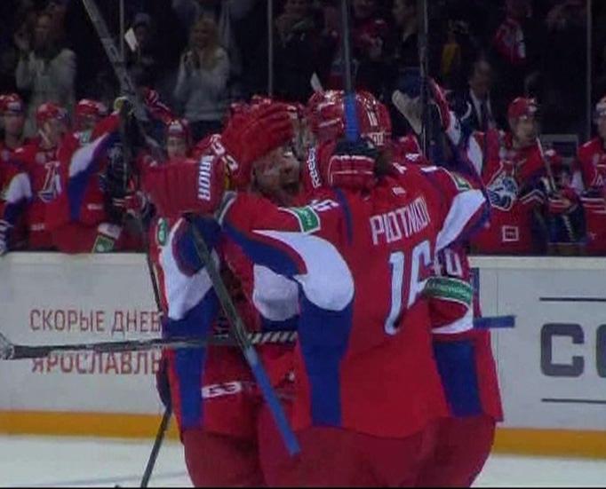 «Локомотив» прервал победную серию столичного «Динамо»