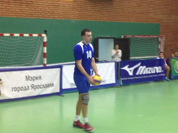 «Ярославич» проиграл в первом матче чемпионата