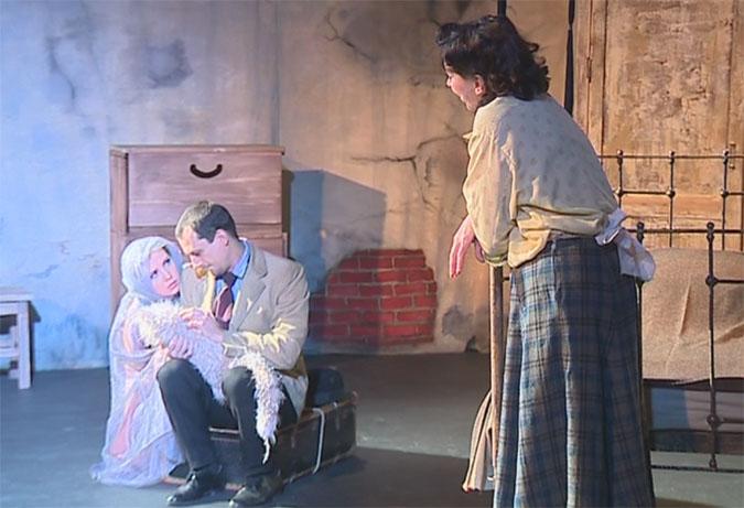 На камерной сцене Волковского театра состоится премьера новой пьесы