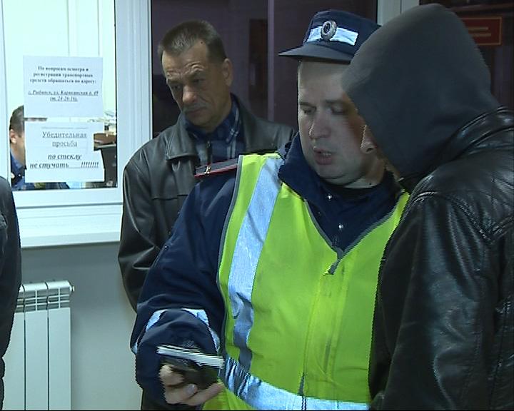 Спецоперация «Бахус» в Рыбинске: почти три десятка пьяных водителей