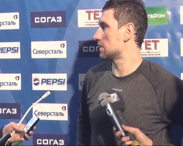 Экс-защитник «Локомотива» Александр Гуськов перешел в «Нефтехимик»