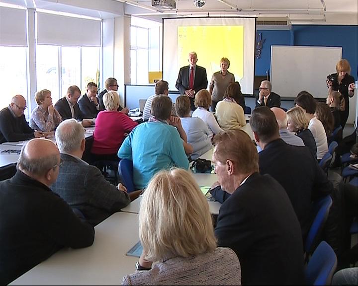 Немецкая делегация посетила торгово-промышленную палату Ярославской области