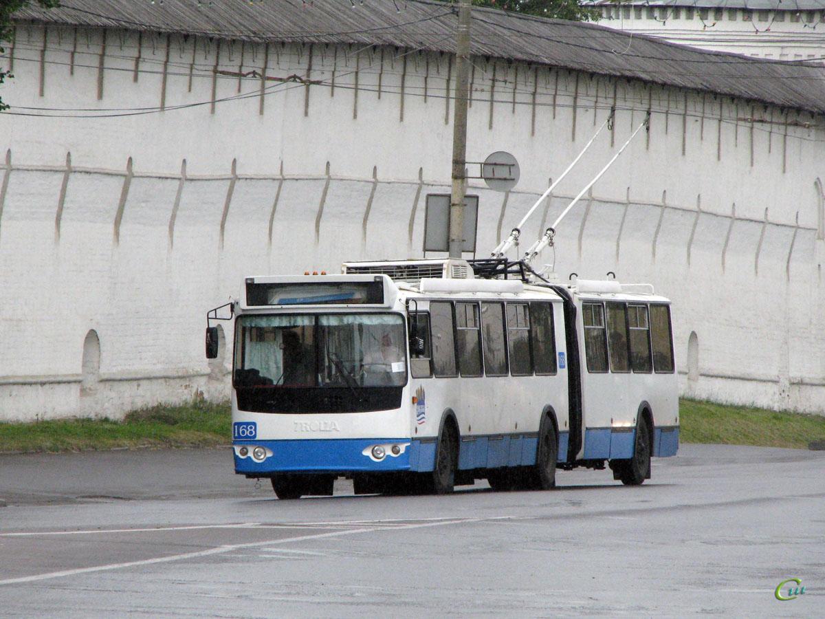 В Ярославле могут объединить троллейбусы № 8 и № 9