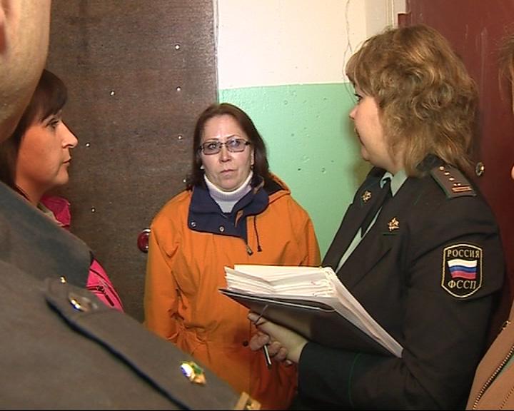 Прибившая себя к порогу квартиры жительница Рыбинска не смогла решить квартирный вопрос