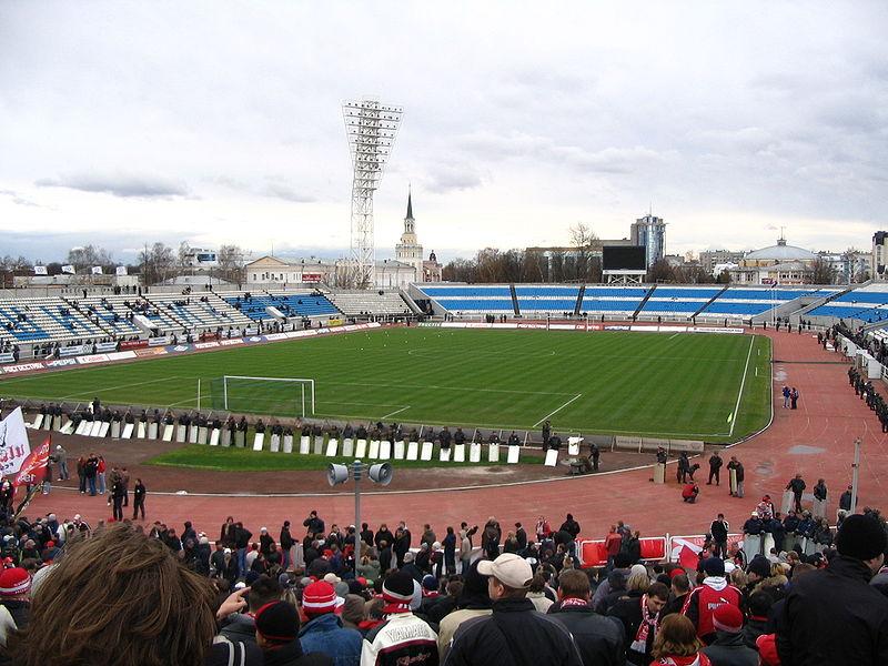 «Шинник» в домашнем матче обыграл «Тюмень»