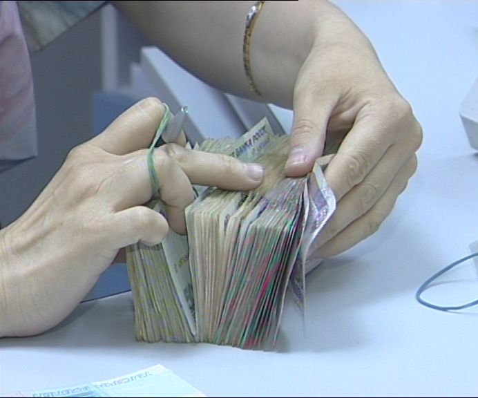 В Ярославле упал уровень средней заработной платы