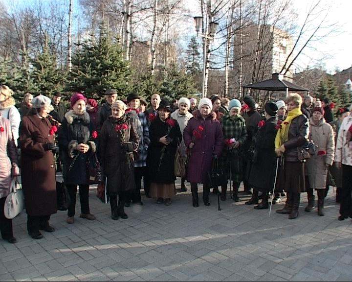 В День памяти жертв политических репрессий в Ярославле пройдет митинг