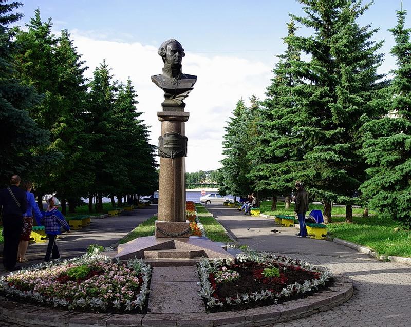 В Рыбинске в день памяти Федора Ушакова пройдет шествие