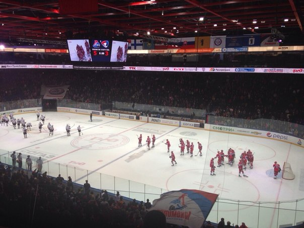 «Локомотив» обыграл «Северсталь» и прервал серию из трех поражений