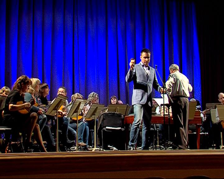 На сцене ярославской филармонии выступил однин из ярчайших баритонов России