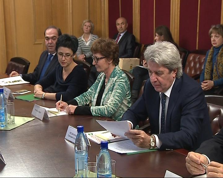Ярославль посетила член международного совета по сохранению памятников
