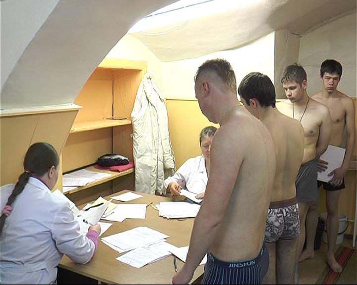В осенний призыв в армию отправятся почти 1000 ярославцев