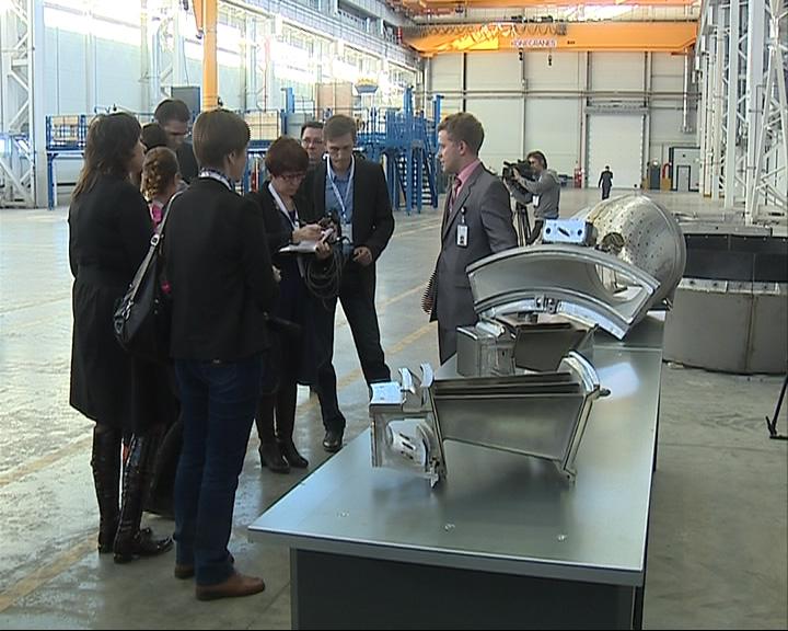 В Рыбинске открылся новый завод по производству газовых турбин