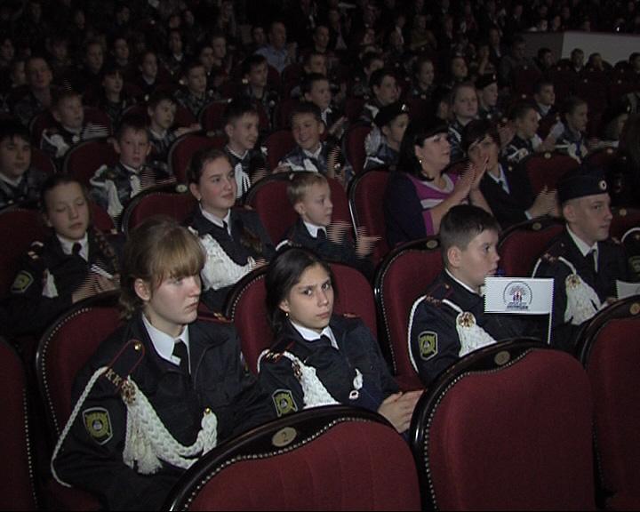В КЗЦ прошел первый форум «юных друзей полиции»