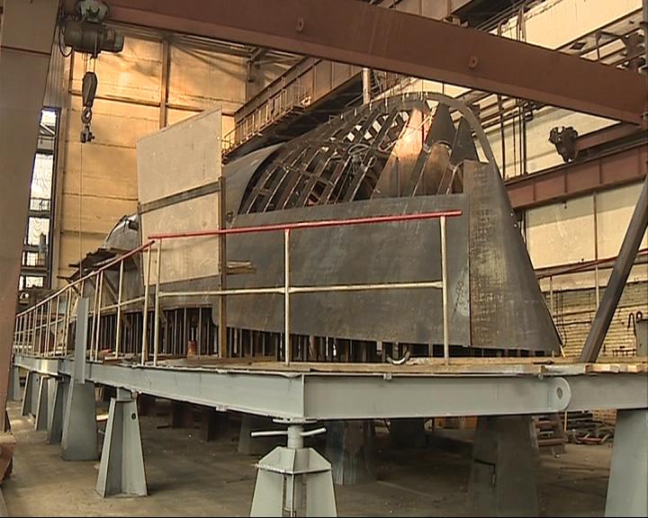 На ярославском судостроительном заводе готовят новую серию буксиров для министерства обороны