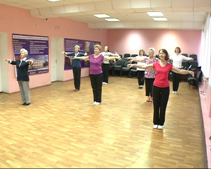 Фитнес, бальные танцы и курсы компьютерной грамотности стали доступнее для ярославских пенсионеров