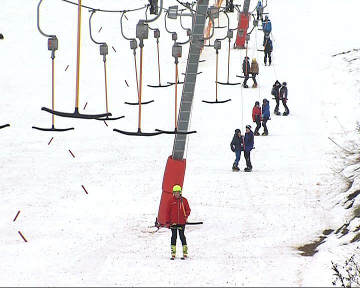 В Ярославском районе уже открыли лыжный сезон