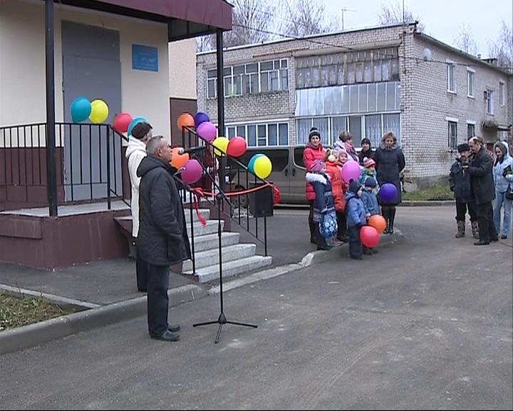 В поселке Назарово открылся фельдшерско-акушерский пункт
