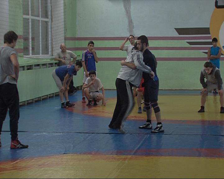 Спортсмены по греко-римской борьбе вернулись в Ярославль с медалями