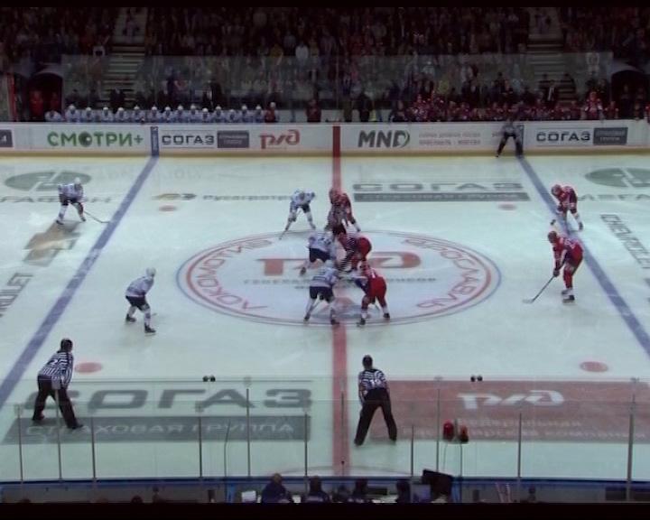 «Локомотив» лишь в овертайме вырвал победу у «Трактора»