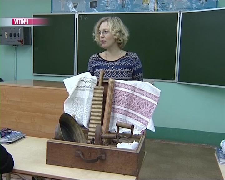В Большесельском районе появился «Музей в чемодане»