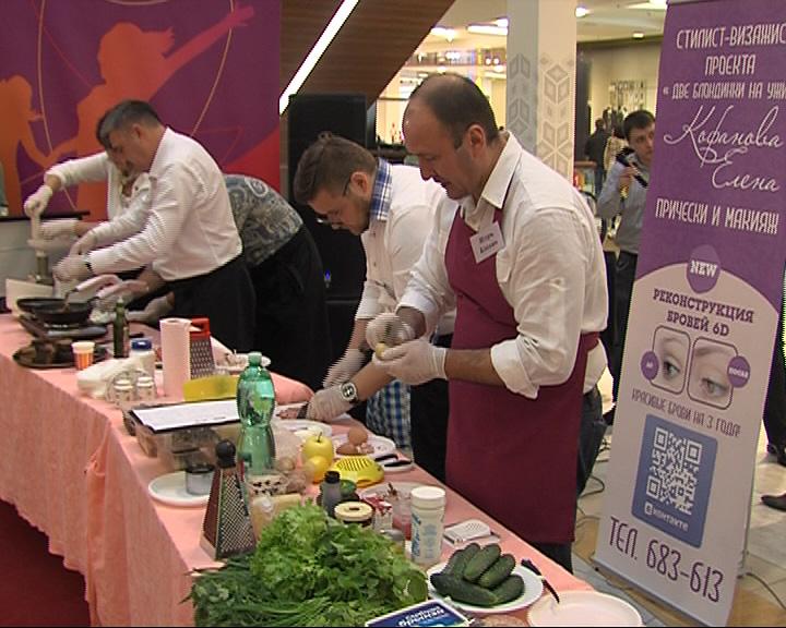 Депутаты и блогеры выявляли сильнейшего в кулинарном поединке