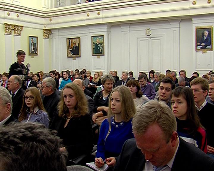 В мэрии состоялись публичные слушания по бюджету Ярославля