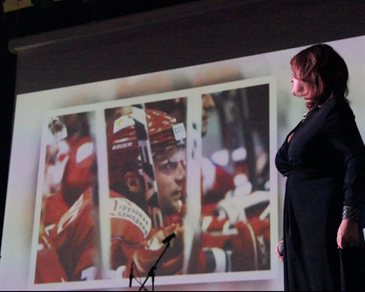 Больше 70 тысяч удалось собрать на строительство хоккейной школы имени Ткаченко во время благотворительного концерта