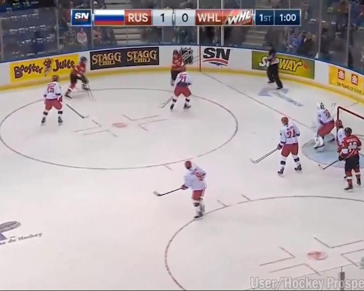 Представители «Локомотива» отличились в первом матче Subway Super Series
