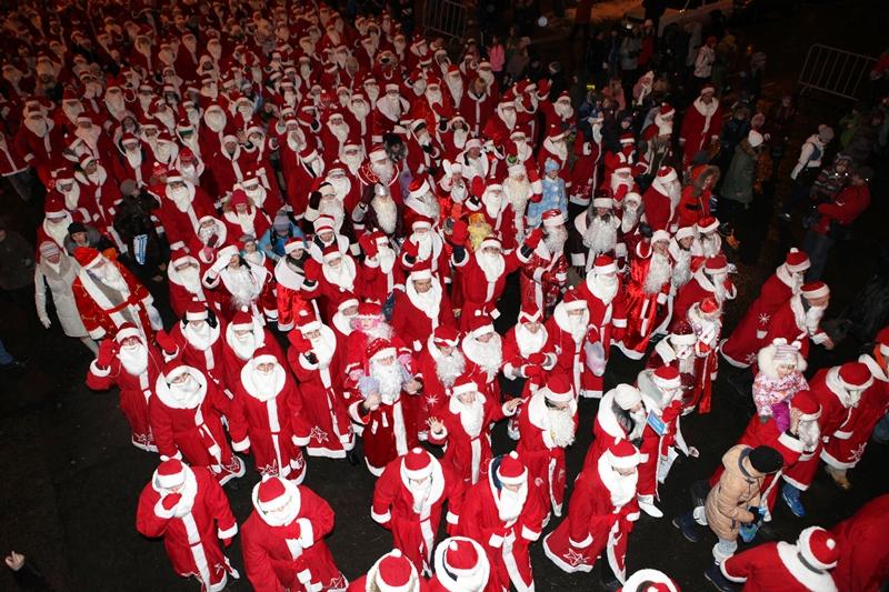 В Рыбинск приедут Деды Морозы из Карелии, Бурятии, Якутии, Ямала и Великого Устюга