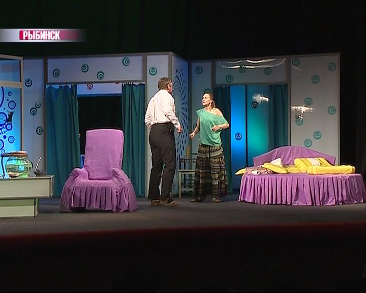 В Рыбинском драматическом театре готовятся к премьере «Спасибо, Марго»