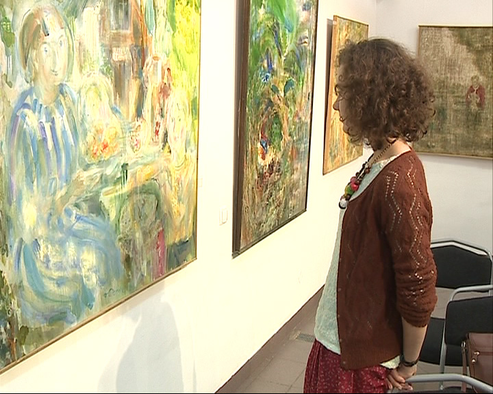 Художественный музей пополнился тремя картинами Дмитрия Федорина