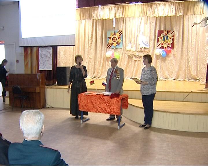 В Переславле наградили ветеранов за освобождении Белоруссии