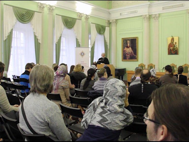 В Ярославской духовной семинарии состоялся региональный этап рождественских чтений