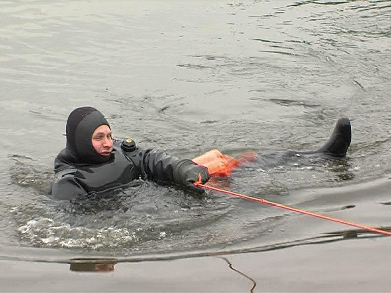 В Ярославле прошли учения по спасению пострадавших на воде