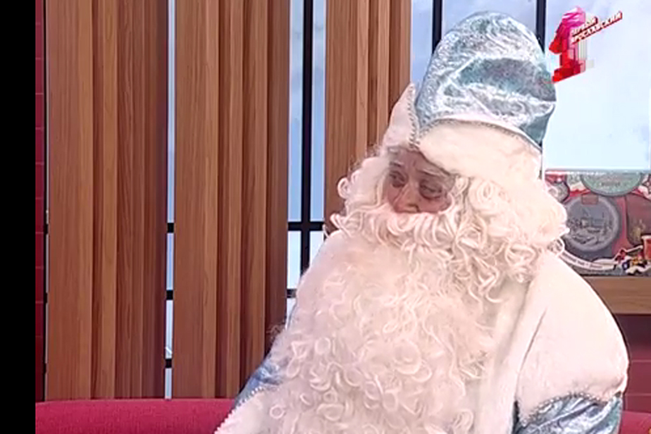 Свой день рождения Дед Мороз встречает с нами