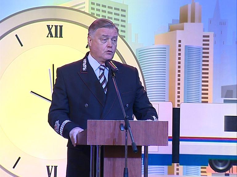 В Ярославль с рабочим визитом посетил глава РЖД