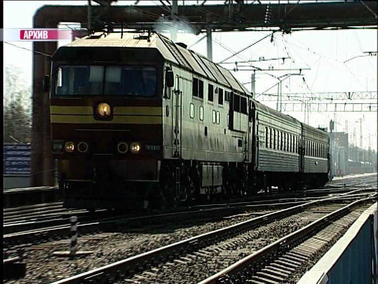 В Ростовском районе под поезд бросилась 53-летняя женщина